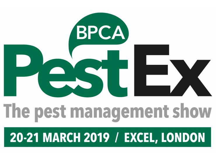 Russell IPM will be at PestEx 2019