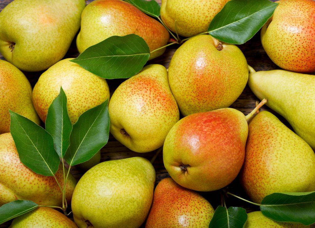 Pear sucker